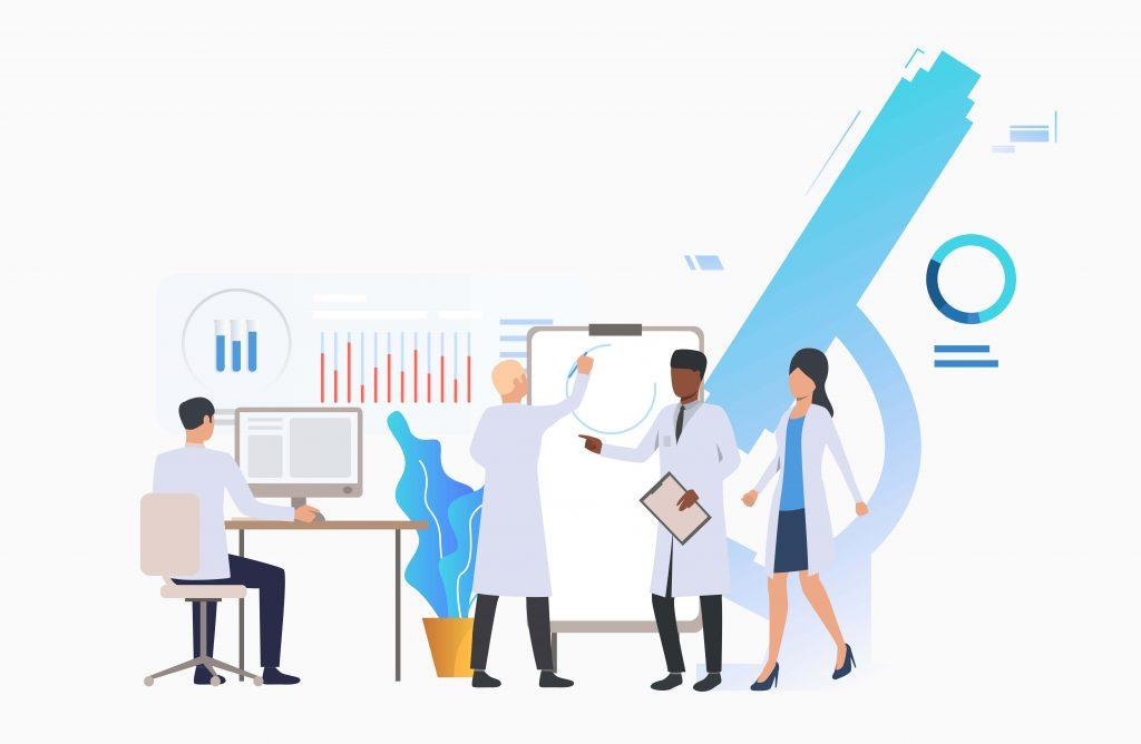 Tecnologia para clínicas médicas