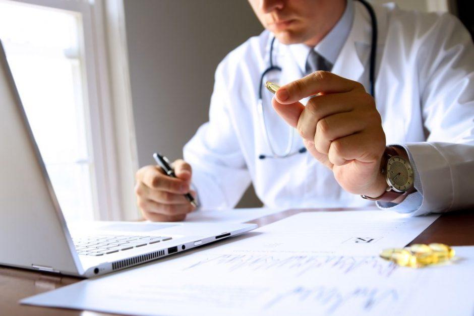 Tecnologia e produtividade em clínicas médicas.