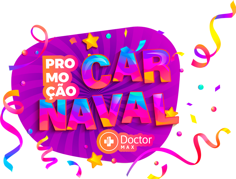 Promoção Carnaval Doctor Max