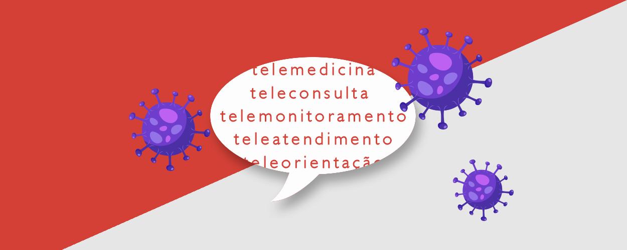 nomenclaturas da telemedicina brasileira