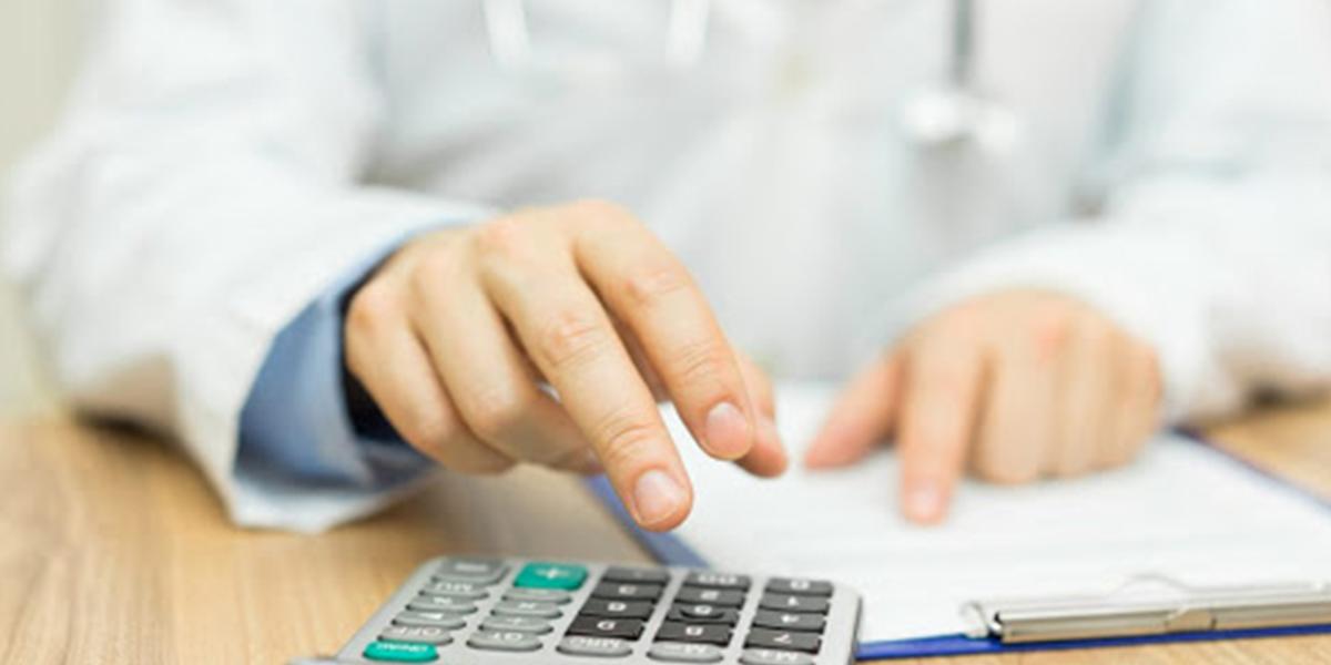 Saúde financeira em consultórios médicos | Doctor Max